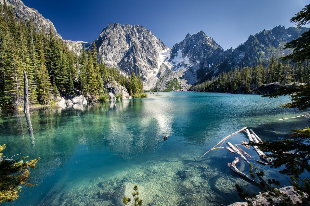 Cochuck Lake by Egor.Gudaev