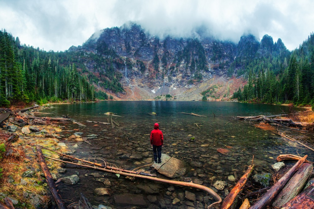 Lake 22 by Michael Matti