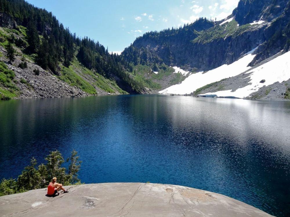 Lake Serene by alltrails.com
